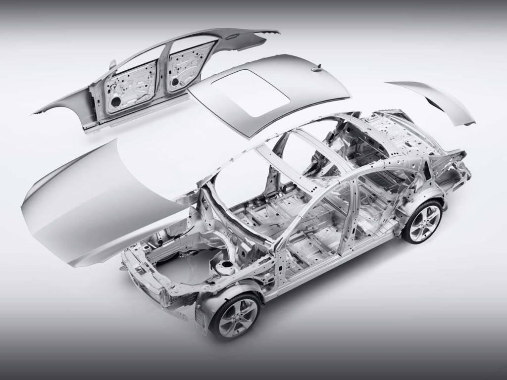 ремонт алюминиевых деталей