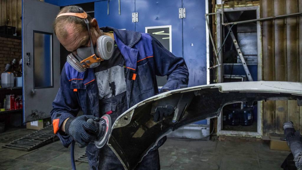 Первое колесо - кузовной ремонт Видное